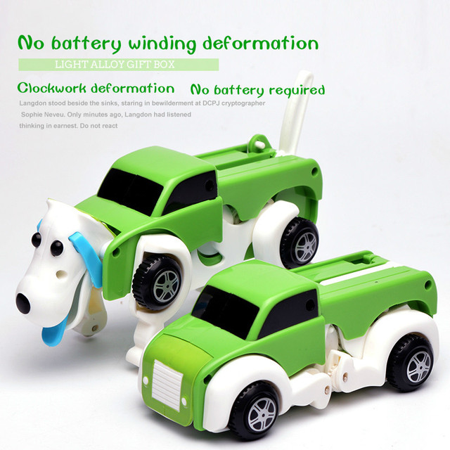 1:30 car toys sin batería sinuoso toys coche deformación modelos niños productos de alta calidad para los niños mayores de 3