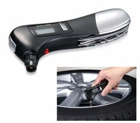 New 9 In 1 Multi Functional Tools Tire Pressure Gauge Digital Tire Pressure Gauge Car Tire