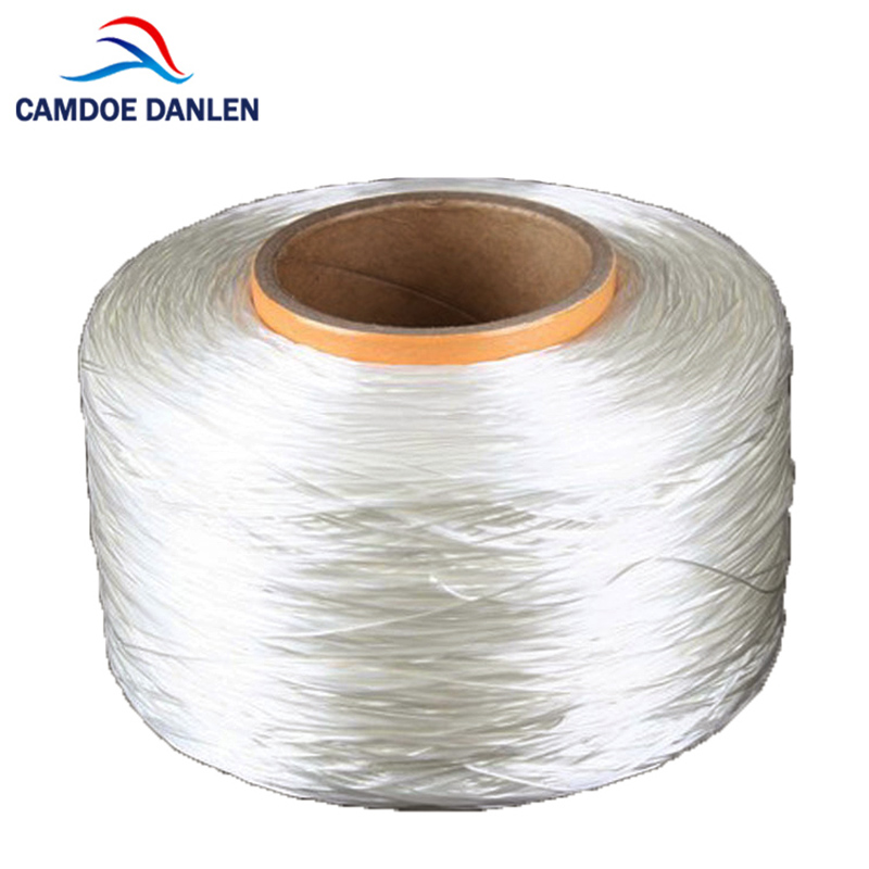 CAMDOE DANLEN Oblate Elastic line Stretching Beading 4 5KM Length 0 8MM Wire Cord String Thread