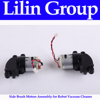 For LL D6601 Side Brush Motors Assembly For Robot Vacuum Cleaner Including Left Motor X