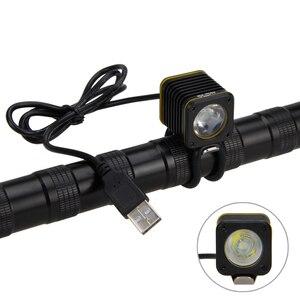 MINI USB 5000lm XM-L T6 LED BI
