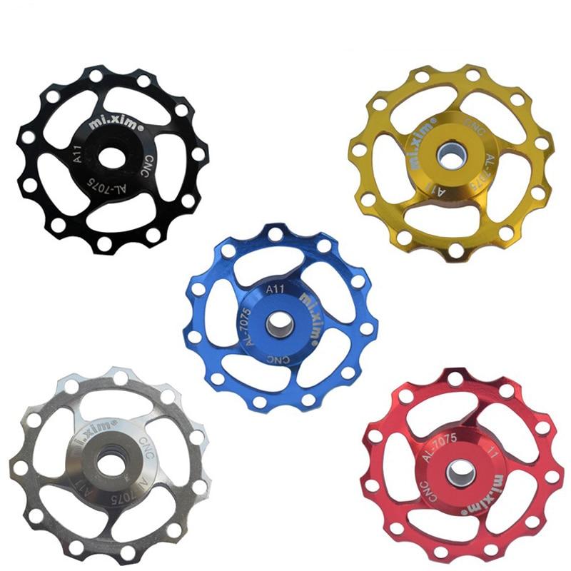 Sun Race 10 T Rear Derailleur Jockey Wheel Pulleys 2 Shimano New