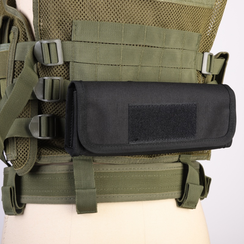 Molle Hunting Ammo Bags Molle 25 Round 12GA 12 Gauge Ammo Shells Hunting Reload Magazine Pouches