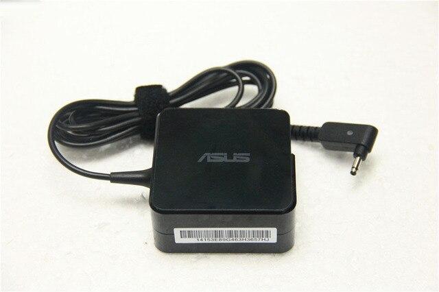 Новый Оригинальный полный протестировано Для ASUS Zenbook Ноутбуков Серии 19 В 2.37A 45 Вт AC ноутбук Адаптер зарядное устройство питания 3.0 мм * 1.1 мм белый