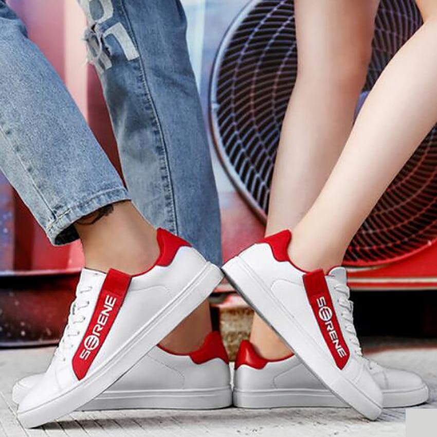 D'été Plein Voyage Belle Chaussures Loisirs Fantastique Air New Respirant Blanc Cadeau Jeunes Mou En Couple Casual Fond RL4qjc35A