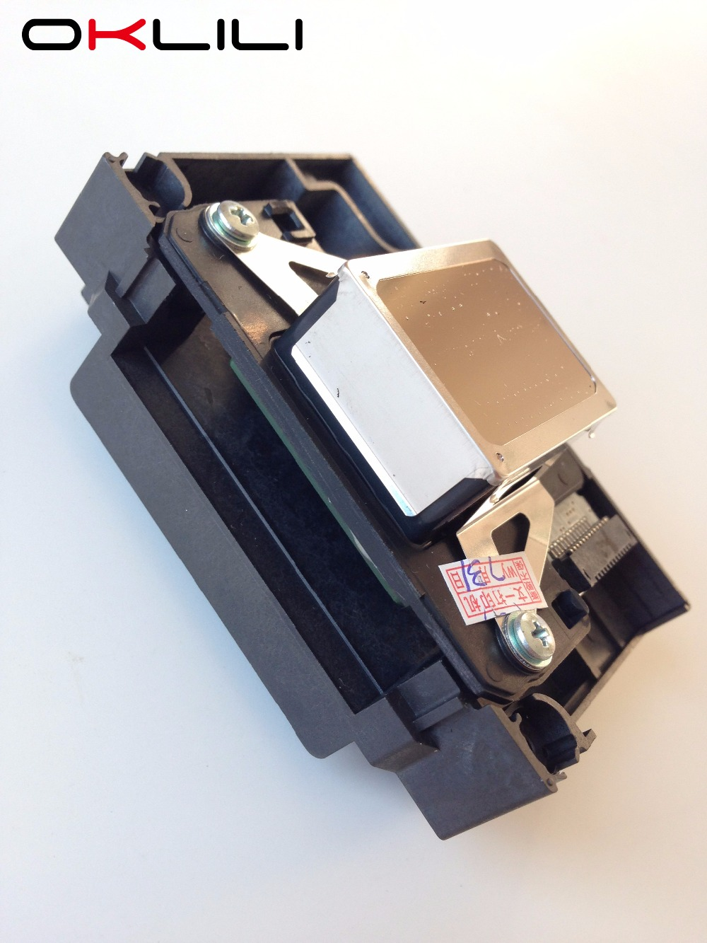 Image 4 - NEW F180000 Printhead Print Head for Epson R280 R285 R290 R330 R295 RX610 RX690 PX650 PX610 P50 P60 T50 T60 T59 TX650 L800 L801-in Printer Parts from Computer & Office