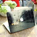 Chovendo cena vinyl decal adesivo para apple macbook air pro 11 13 15 polegada Caso Cobertura Completa Da Pele Decalque para Mac Laptop adesivo