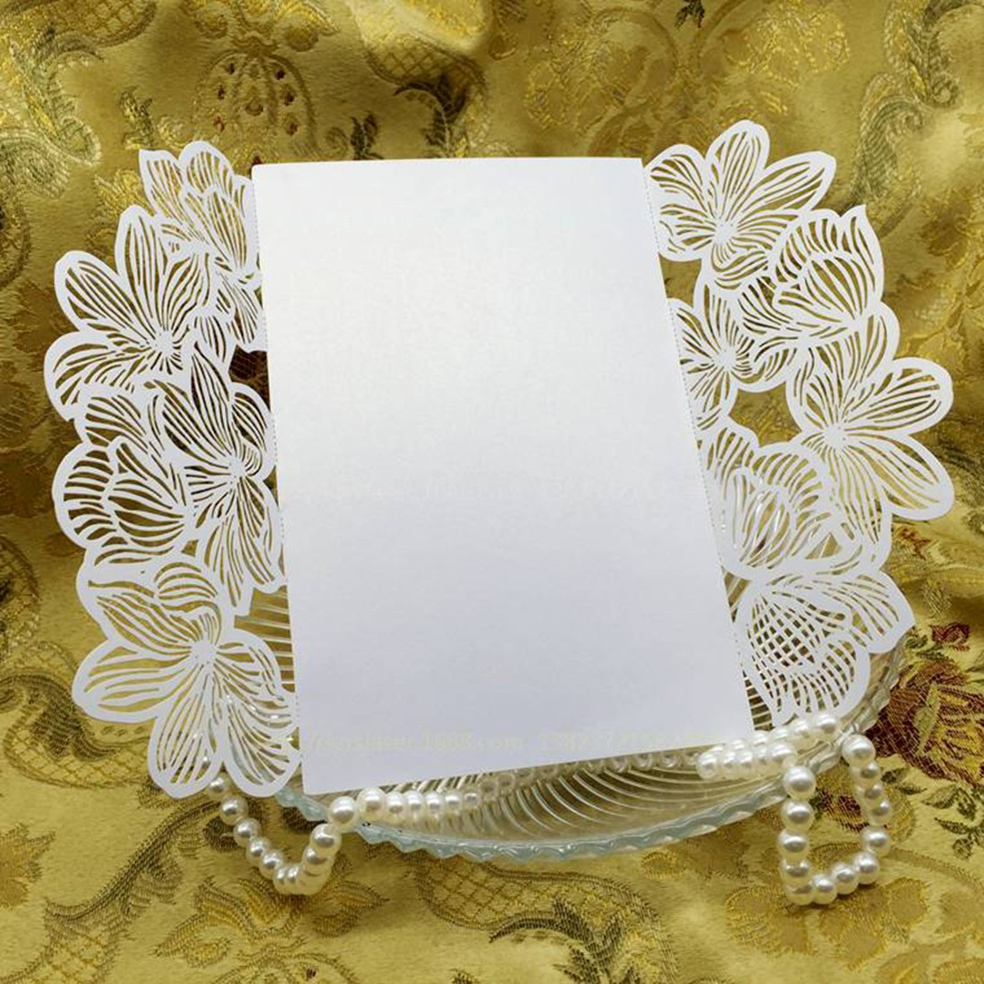 Online Buy Wholesale blank wedding invitations from China