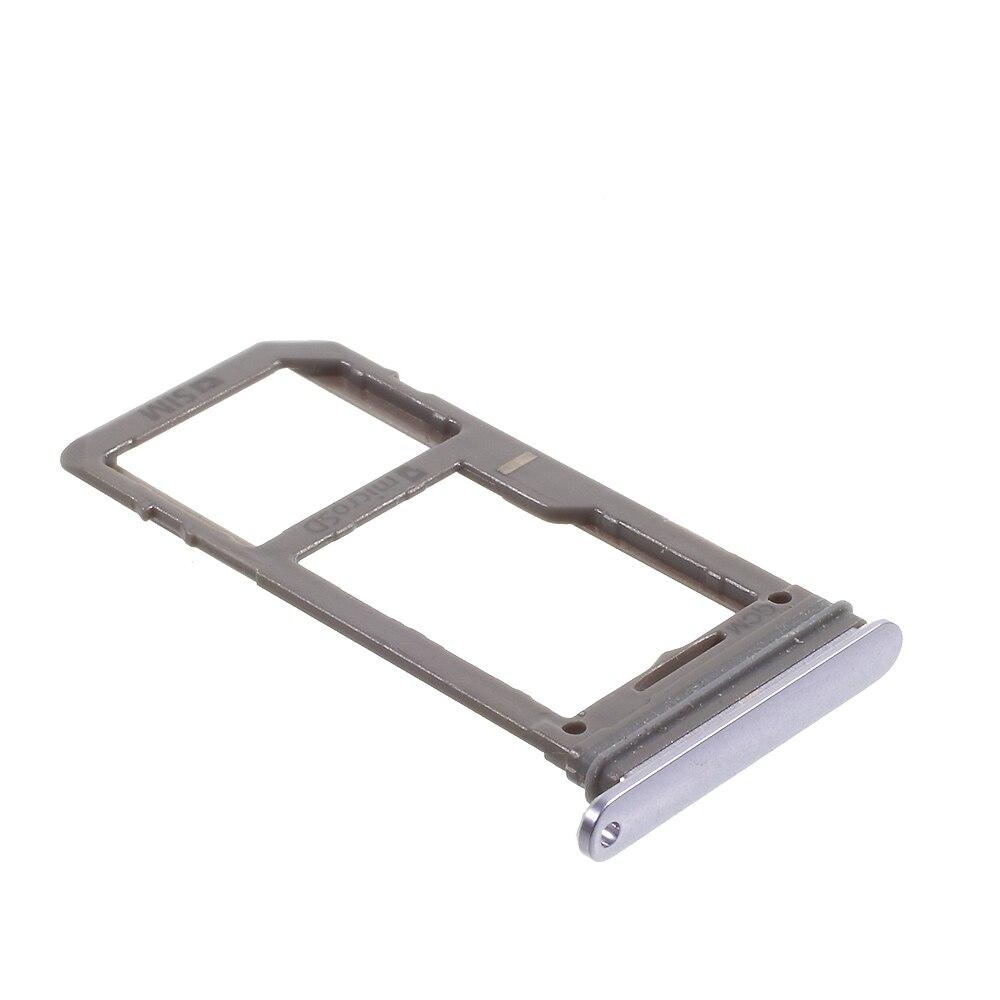 DULCII for Samsung Galaxy S 8 S8+ OEM SIM/Micro SD Card Tray Holder for Samsung Galaxy S8/S8 Plus (Single SIM Version)