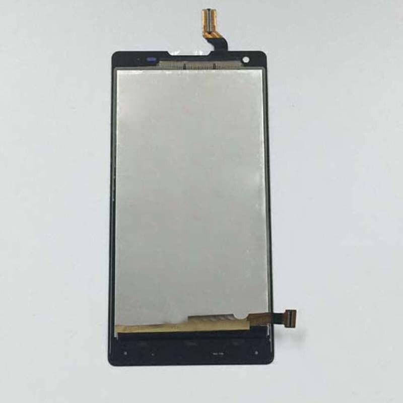 imágenes para Sensor de la Lente de Cristal Digitalizador de Pantalla Táctil negro + Conjunto Del Módulo de Panel de la Pantalla LCD Monitor de Pantalla para Huawei Ascend G700