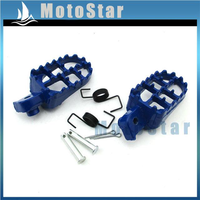 Fußstütze Für Honda Crf100f Crf80 Crf70 Crf50 Xr50r Und Yamaha Tw200