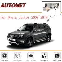 AUTONET Rear View camera For Dacia duster 2009~2018/Night Vision/CCD/Reverse Camera/Backup Camera/license plate camera