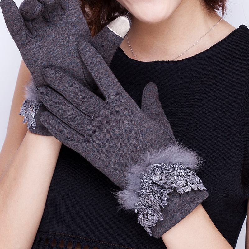 0e09cdc21e03 ⊱Realbywinter Для женщин кружева glovesgants femmeelegant touch ...
