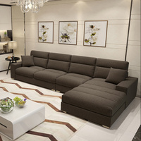 Furniture emulsion Parlor Corner Washable sofa