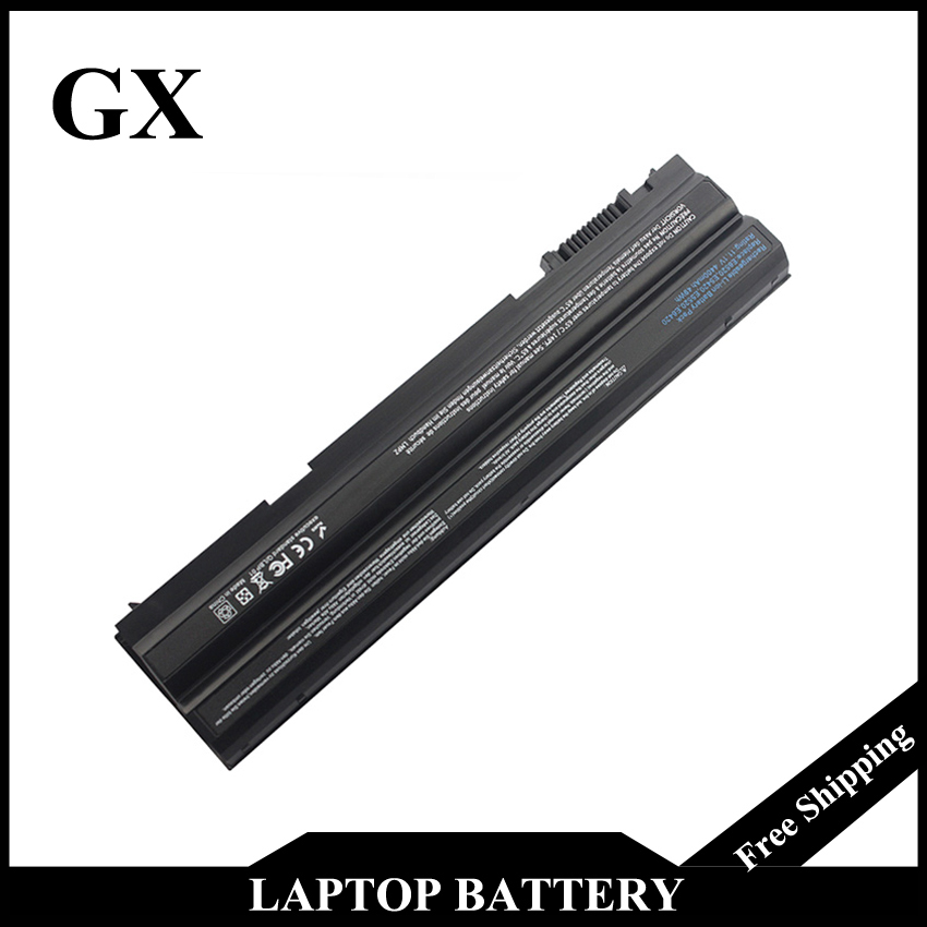 Laptop Battery For Dell Latitude E5420 E5420m E5520 E5530 E6430 E6520 E5430 E5520m E6420 E6530 E6440 цены онлайн