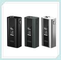 Original joyetech cuboide 150 w tc caja de batería cigarrillo electrónico mod vape bobinas ss316 powered by dos 18650 células de apoyo mod