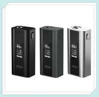 Genuine Joyetech Cuboid 150W Box Mod Features 150W Variable Wattage Support TC VW Mode Stainless Steel