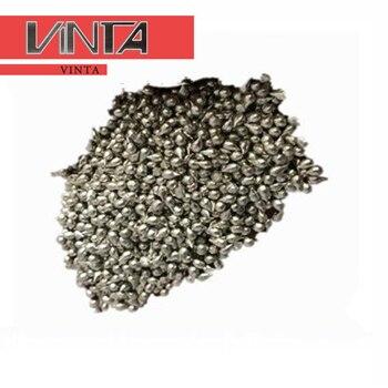 Бесплатная доставка жестяные зерна высокой чистоты припоя Артикул шары Sn99.999 % пайки бусины для сварки низкая температура BGA ремонтные инстр...