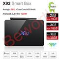 3 GB de Ram 32 GB X92 S912 Android 6.0 TV Box Amlogic Núcleo Octa Kodi 16.1 a Plena Carga 2.4/5.0G Wifi 4 K H.265 Decodificador Inteligente 16 GB