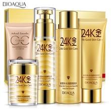 24K Gold collagen Boost skin care face cream