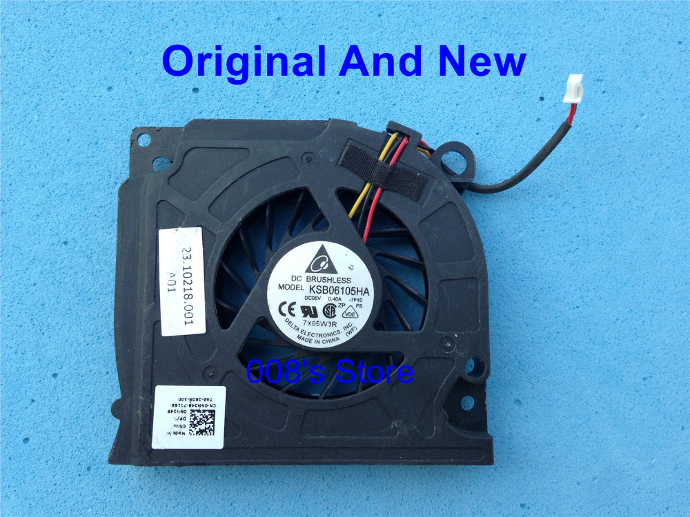 New Laptop Cpu Cooling Fan For Dell Latitude D820 D830 D531 Precision M65 M4300 Gb0507pgv1-a Np865 Discounts Price Fans & Cooling Computer Components