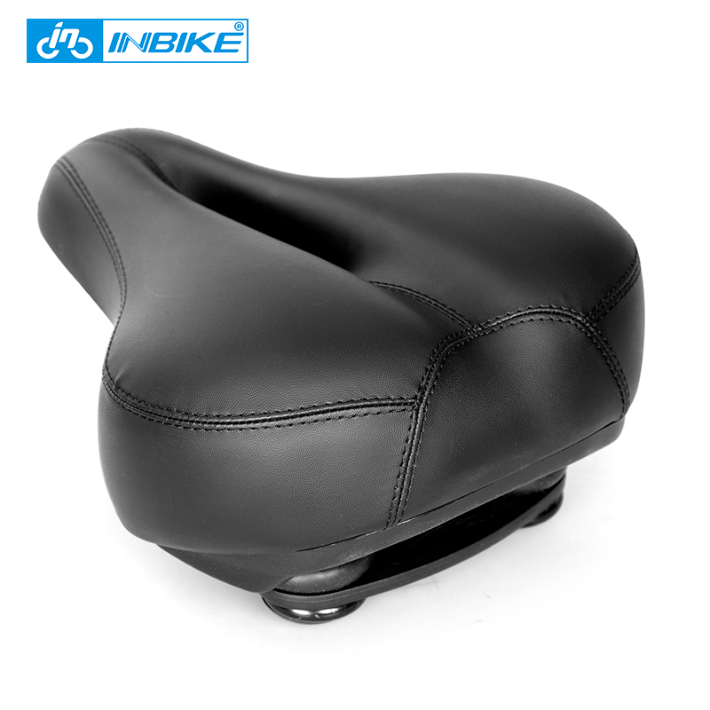 INBIKE Comfortable Bicycle Saddle Soft Seat For Bikes Vintage Bicycle Cycling Accessories biciclete Spare Parts for Bicycles