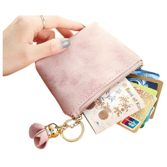 AFBC Retro Women Lady Girl Coin Bag Purse Wallet Card Case Classic Handbag Gift