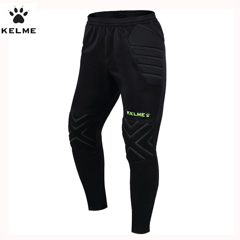 KELME Kids/Children Survetement Football Pants Soccer Training Trousers Sport Running Protector Goalkeeper Kids Sweatpants