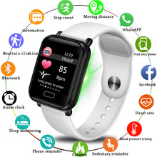Ini 2019 Baru Smart Watch Pria Heart Rate Tekanan Darah Pedometer Clock Sport Watch Smartwatch Kebugaran Tracker untuk Android IOS(China)