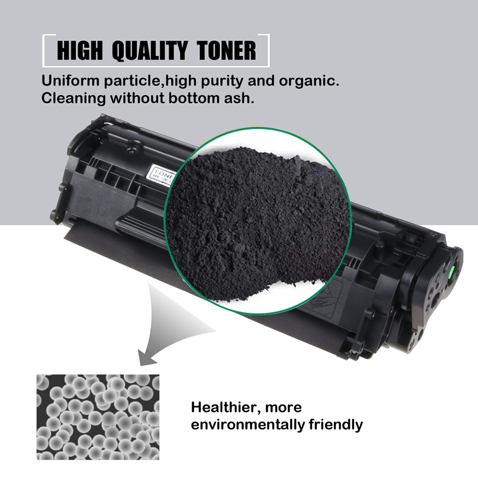 Xiangyu Compatible for 37A CF237A Black Toner Cartridge for HP LaserJet M607n M607dn M608x M609dn MFP M631 M632 (4)