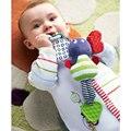 Baby toys new infantil animal plush baby chocalhos móvel espuma bebe stroller crib carro pendurado chocalhos mordedor brinquedo educativo