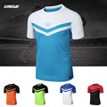 Brand Men's T-shirts Cotton Quick Dry Fitness Compression Casual Bodybuilding T-shirt Men Slim Fit Tee & Tops TS133