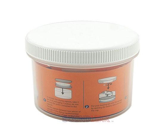 Drying jar