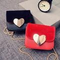 2017 Vintage women bag fashion small square retro handbag shoulder bag diagonal cross package with heart lock 800