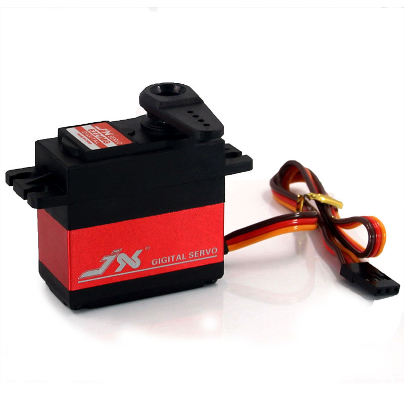 JX PDI 6221MG PDI-6221MG 20KG Large Torque 180 Degree Digital servo Metal Gears Servo For RC Models Helicopter Spare Parts