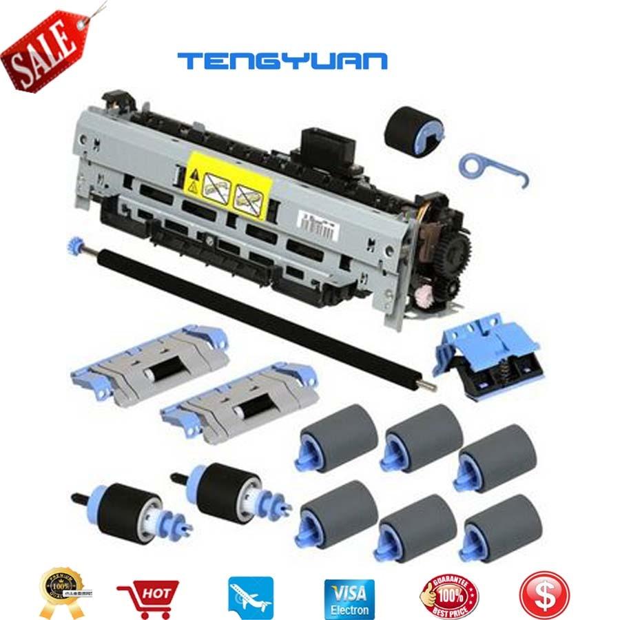 Original New Laserjet for HP M5025 M5035 M5025mfp M5035mfp Maintenance Kit Q7832A Q7833A Q7832A-67901 Q7833-67901 Printer parts new original laserjet 5200 m5025 m5035 5025 5035 lbp3500 3900 toner cartridge drive gear assembly ru5 0548 rk2 0521 ru5 0546
