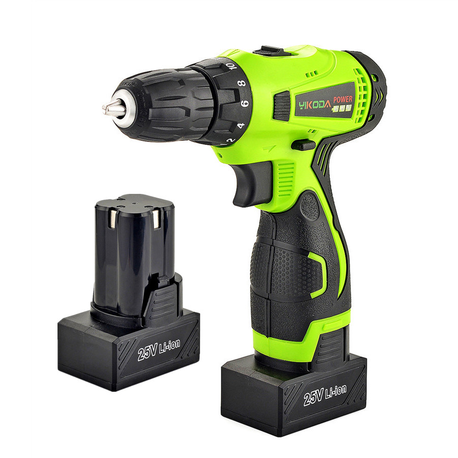 25V-Electric-Drill-Double-Speed-Lithium-Battery-2-Cordless-Drill-Household-Multi-function-Electric-Screwdriver-Power