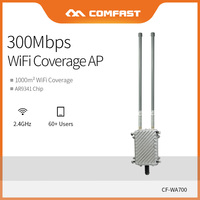 Comfast High Power Outdoor AP Router 500W Engineering Signal Amplifier WiFi Signal Booster Omnidirectional CPE CF WA700