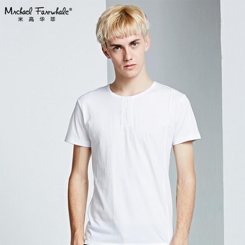 2017 Luxury Brand T Shirt Men Short Sleeve Quick Dry High