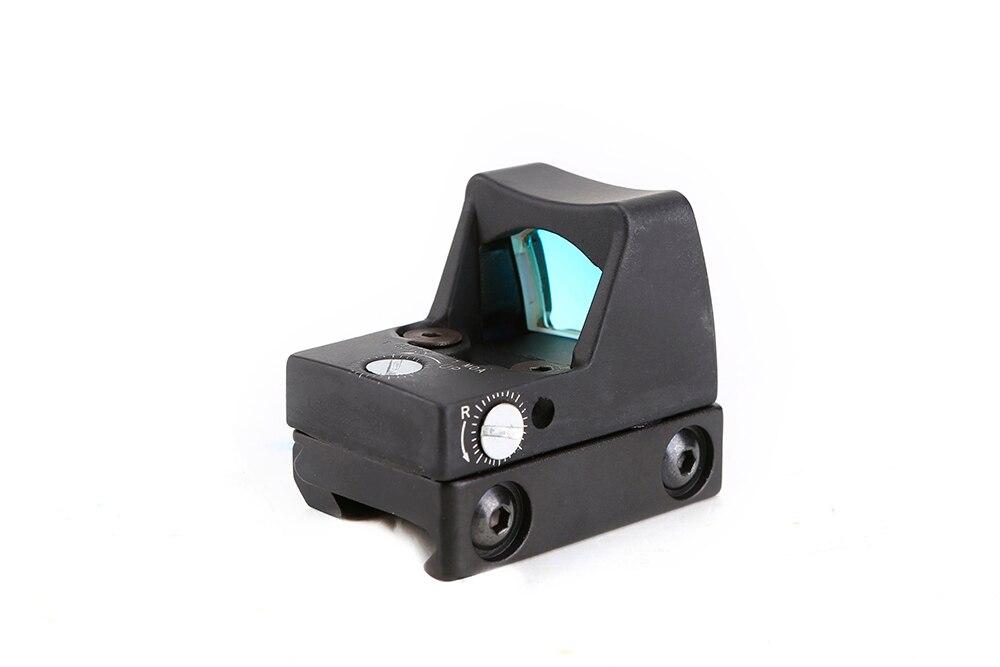 Magorui tático ajustável colimador glock rmr mini