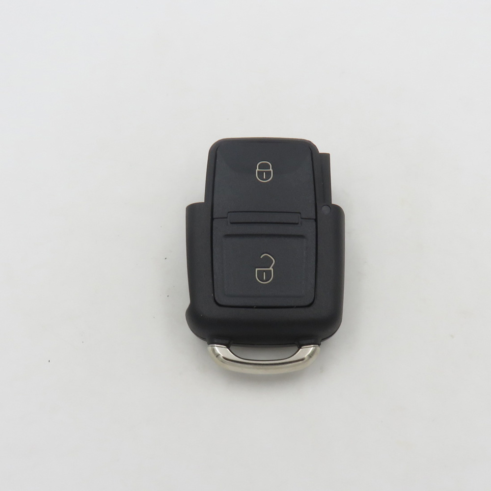 Replacement FOB Key Head Shell 2 buttons For Vw Transporter T5 Polo Golf MK4 Seat Altea Alhambra Ibizafor Vw