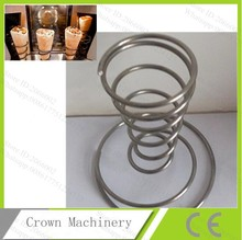 Low price pizza cone machine; pizza cone holder;pizza cone tray for pizza cone stand
