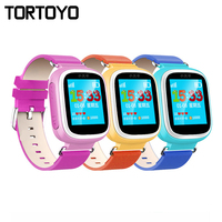Q70 1 44 Inch Kid GPS Smart Watch Phone Wristwatch SOS Call Location Tracker Safe Monitor