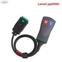 Best Green PCB Lexia 3 PP2000C Lexia3 V48 Diagnostic Tool Lexia 3 Auto Code Reader Scanner