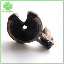Camouflage Brush Archery Whisker Biscuit Capture Arrow Rest For Compound Recurve Bow Replacement Outdoor Sports Hunting Shooting