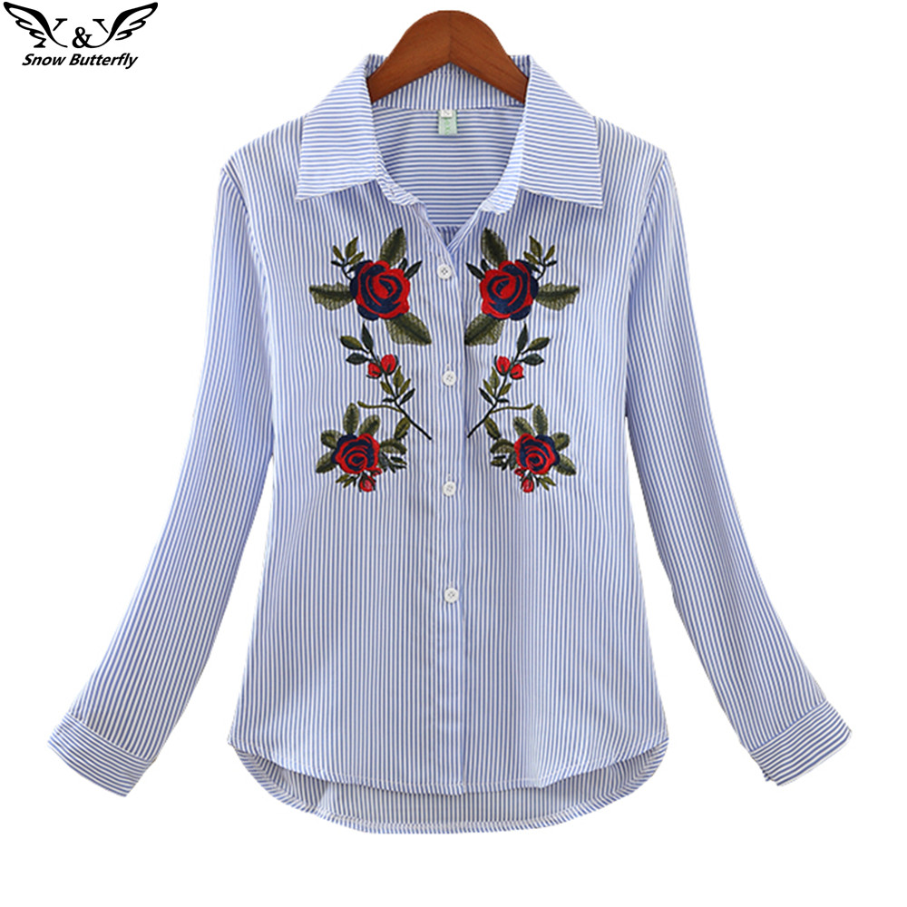 2017 high quality new trend autumn women casual office for Tops shirts and blouses