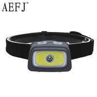 Mini Headlamp 2800 Lumens R5 LED Waterproof AAA Headlight Red Green Head Lamp Light Flashlight Torch