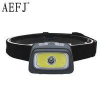 Mini Headlamp 2800 Lumens R5 LED Waterproof AAA Headlight Red Green Head Lamp Light Flashlight Torch
