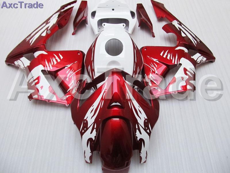 Moto Motorcycle Fairing Kit For Honda CBR600RR CBR600 CBR 600 2005 2006 05 06 F5 ABS Plastic Fairings fairing-kit Red White C83 motorcycle fairings for honda cbr1000rr cbr1000 cbr 1000 rr 2006 2007 06 07 abs plastic injection fairing bodywork kit white