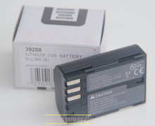 1500mAh D-LI90 DLI90 LI90 Rechargeable Camera Battery Pack For PENTAX K3 K7 K-5 II K5 2S K01